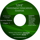 Single Subject Learning - CD Version - Securities Markets
