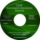 Single Subject Learning - CD Version - Securities Analysis