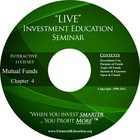 Single Subject Learning - CD Version - Mutual Funds
