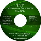 Single Subject Learning - CD Version - Money Markets
